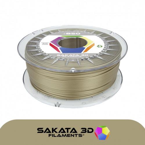 PLA3D850 Gold Sample 1.75mm