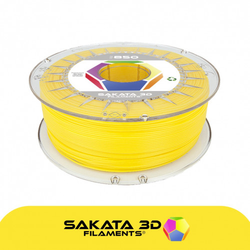 PLA3D850 Yellow Sample 1.75mm