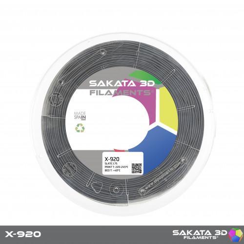 X-920 Flex Slate - Light Black 1.75mm 450g
