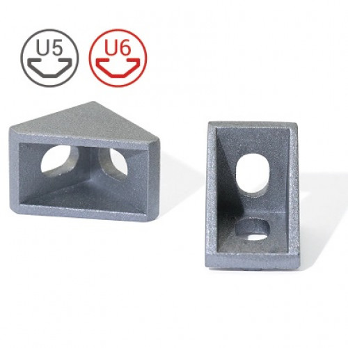 Angle 20x20x17 for 20mm profile LKC