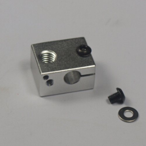 Aluminium Heat Block for HotEnd
