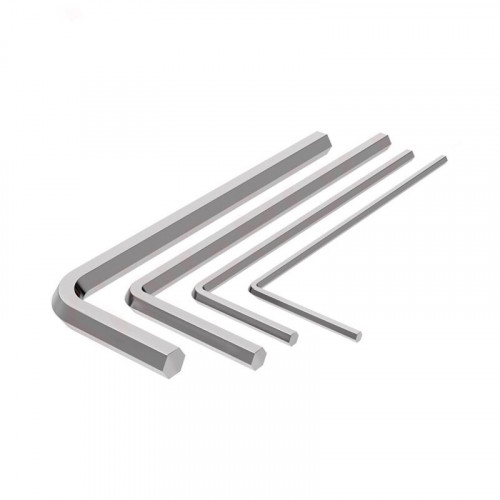 L Hexagon Wrench 1.5mm / 2mm / 2.5mm / 3mm / 4mm