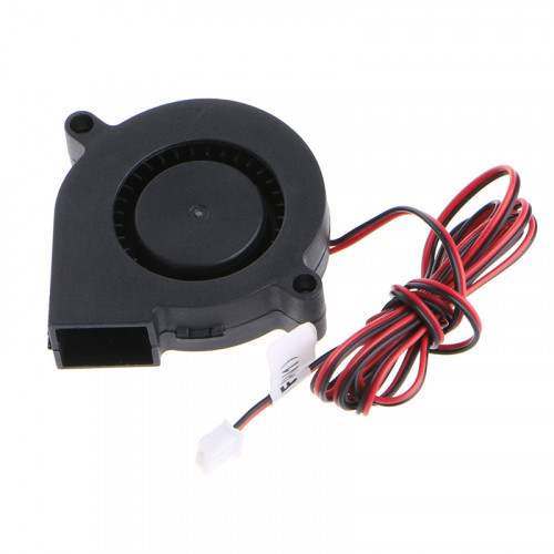 Blow Radial Cooling Fan 24V DC 50mm