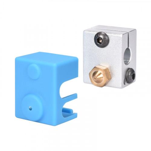 Silicone socket for heater block V6 non-original