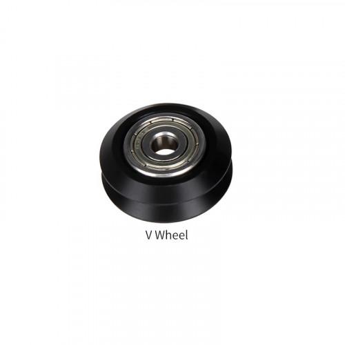 POM V-slot plastic wheel for profile