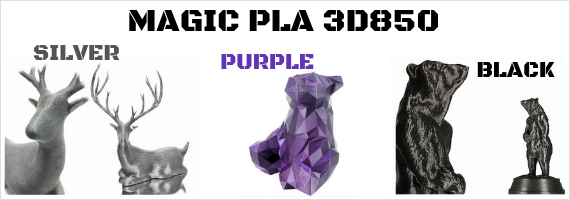 Magic pla 3d850